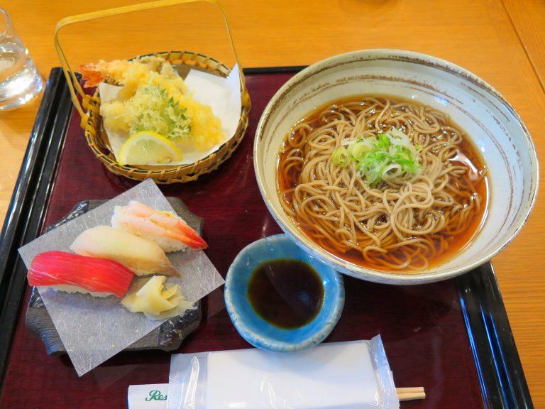 北海道自由行-北海道旅遊-北海道旅遊景點-沒太大期望,結果比想像中好啊,又是曖笠笠的soba