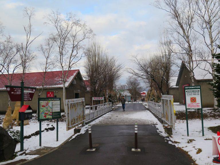 北海道自由行-北海道旅遊-北海道旅遊景點-我們沿著指引路線參觀,周圍的環境都像置身在歐洲小鎮
