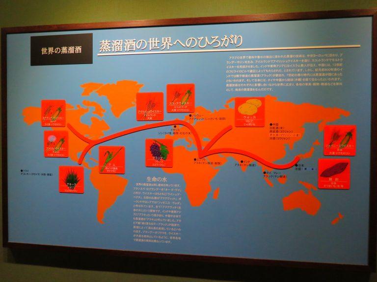 北海道自由行-北海道旅遊-北海道旅遊景點-世界各地的蒸餾所介紹