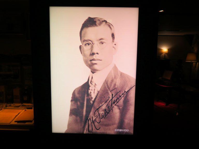 北海道自由行-北海道旅遊-北海道旅遊景點-「余市」創辦人竹鶴政孝先生