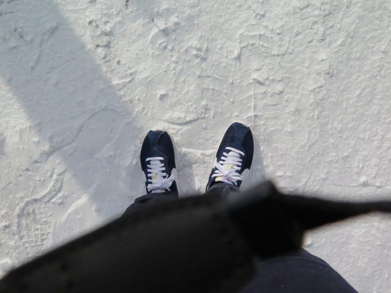 北海道自由行-北海道旅遊-北海道旅遊景點-整天都下雪,一個字,冷呀