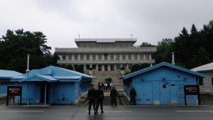 韓國自由行-韓國旅遊-韓國機票-板門店