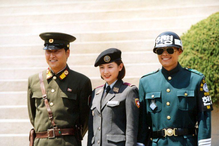 韓國自由行-韓國旅遊-韓國機票-李英愛主演的電影《JSA安全地帶》공동경비구역Joint Security Area