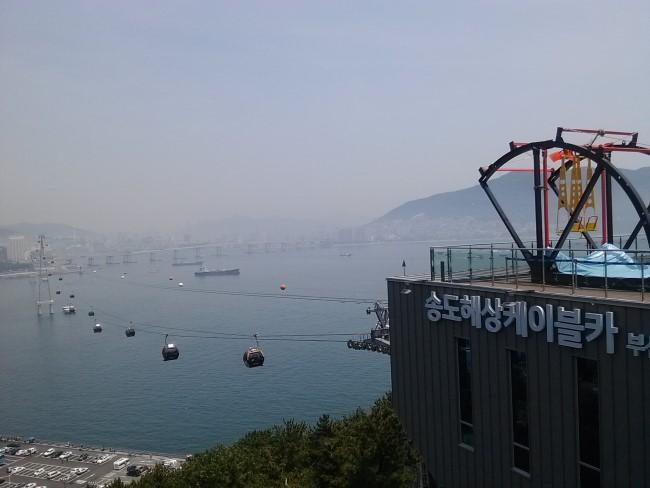 釜山海岸一日遊-釜山旅遊-韓國旅遊