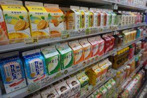 台灣自由行-台北自由行-便利店必買飲料飲品