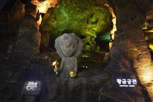 光明洞窟-韓國旅遊