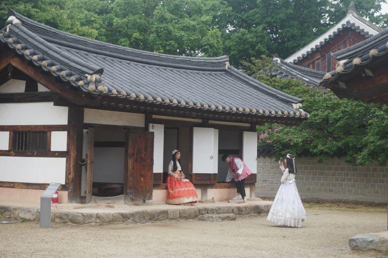 首爾自由行-首爾景點-韓國自由行-韓國旅遊-慶基殿