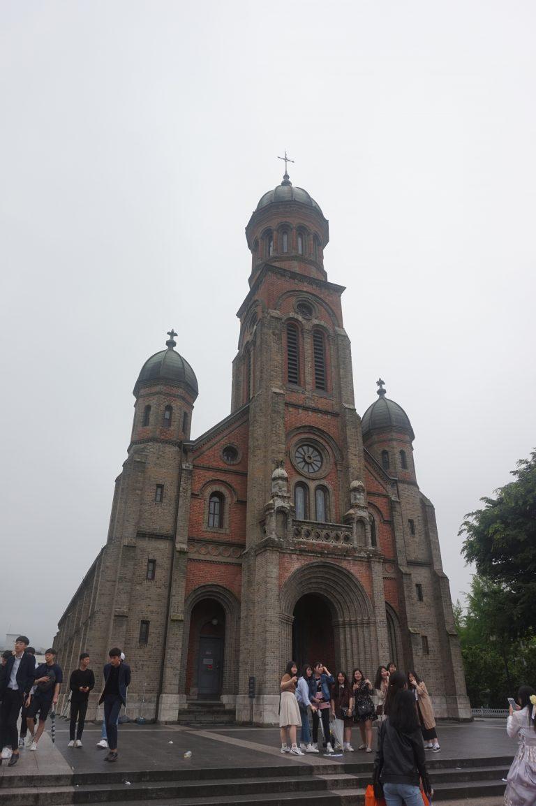 首爾自由行-首爾景點-韓國自由行-韓國旅遊-殿洞聖堂