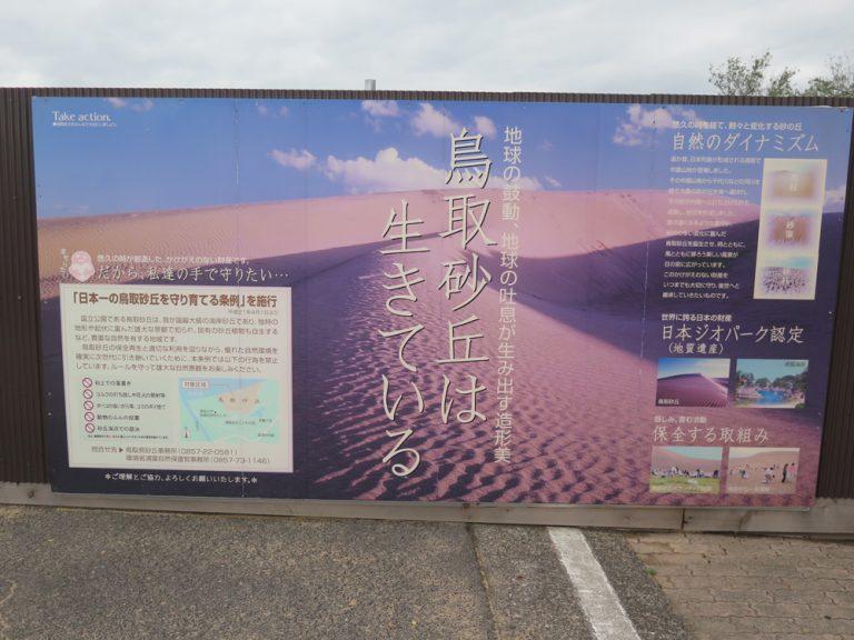 鳥取自由行-鳥取砂丘是全日本最大的觀光砂丘