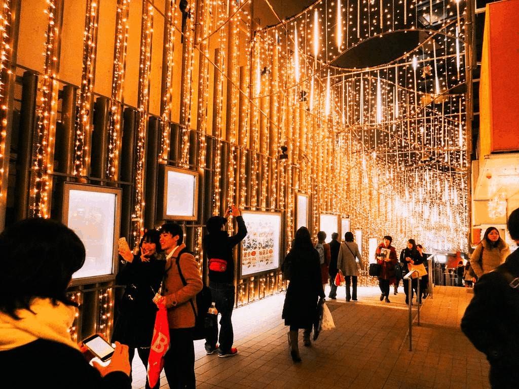 モザイク通り(馬賽克街)