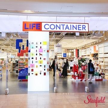首爾自由行-首爾景點-coex mall