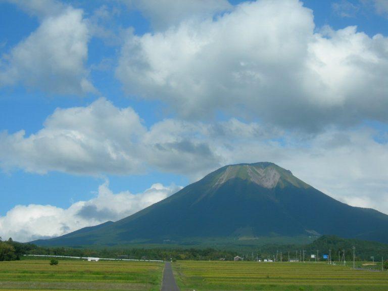 鳥取自由行-中國地區最高的富士山-大山