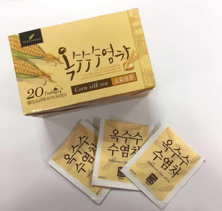 Nokchawon玉米鬚茶