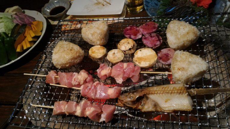 屋久島交通-四季之宿尾之間-燒肉