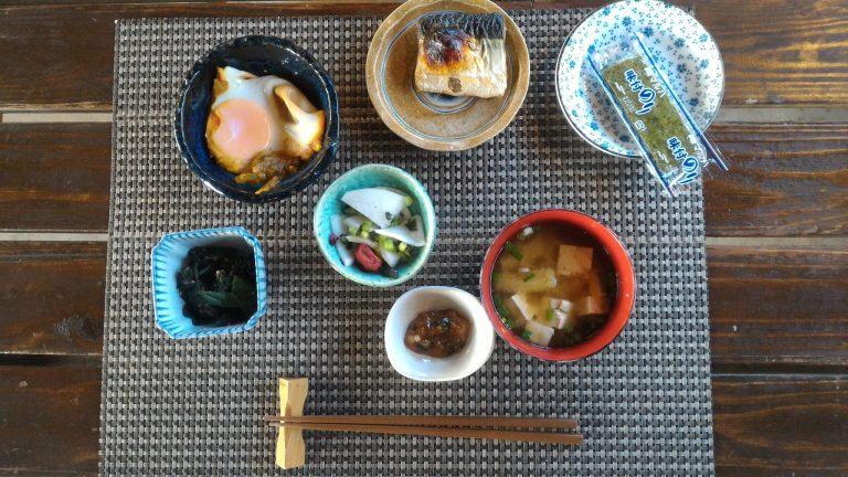 屋久島交通-四季之宿尾之間-早餐