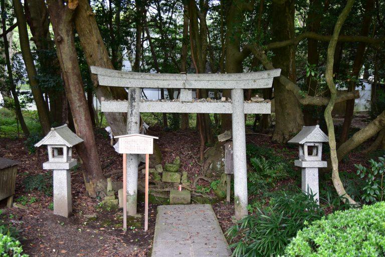 出雲大社-還有屬於牠們的小神社