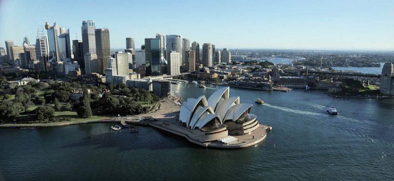 各國簽證大全-The Sydney Opera House