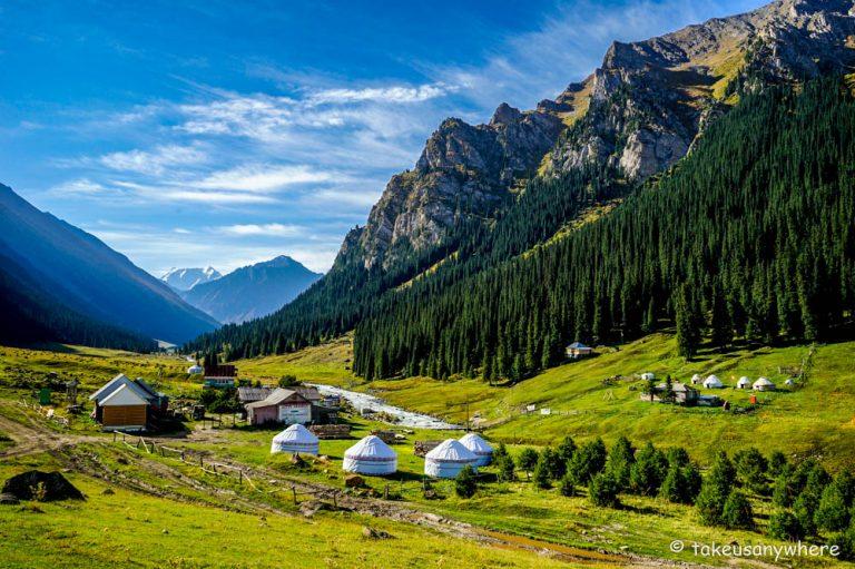 各國簽證大全-kyrgyzstan