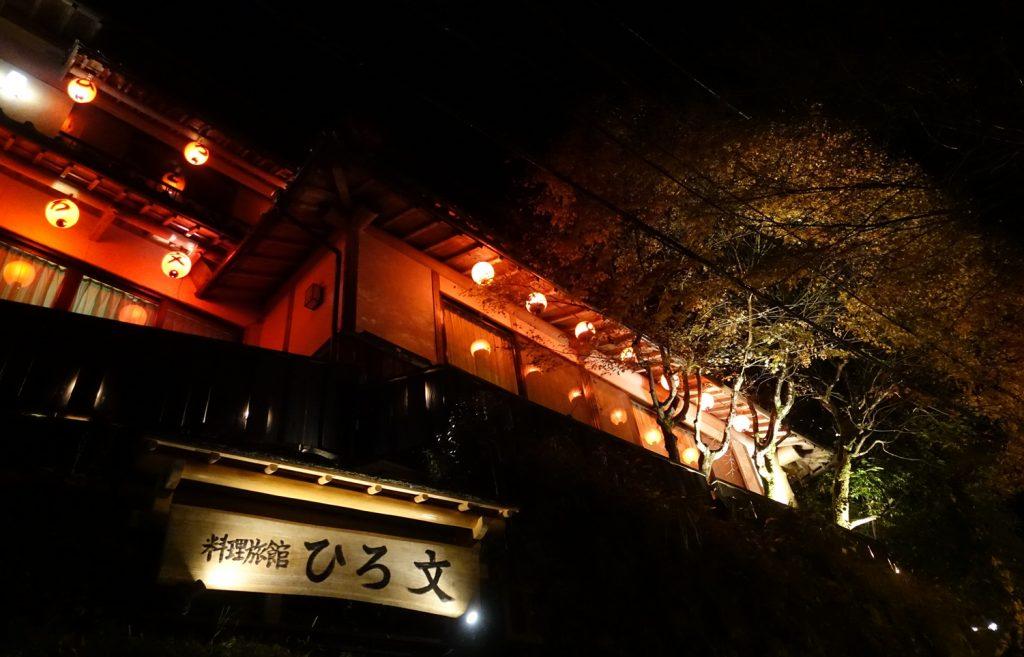 京都紅葉名所-京都貴船