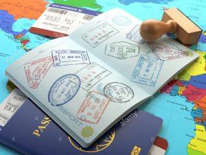 各國簽證大全-VISA STAMP