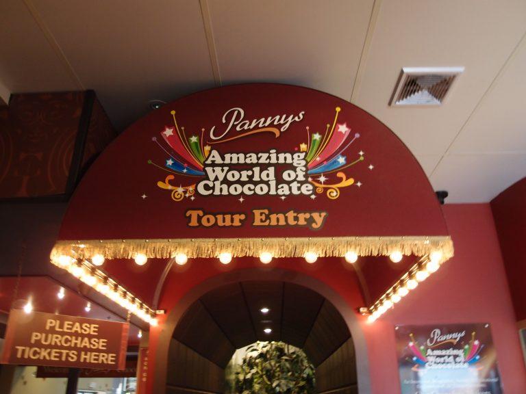墨爾本景點-墨爾本自由行-melbournetour-踏入Chocolate Factory,彷彿走進Tim Burton的電影當中