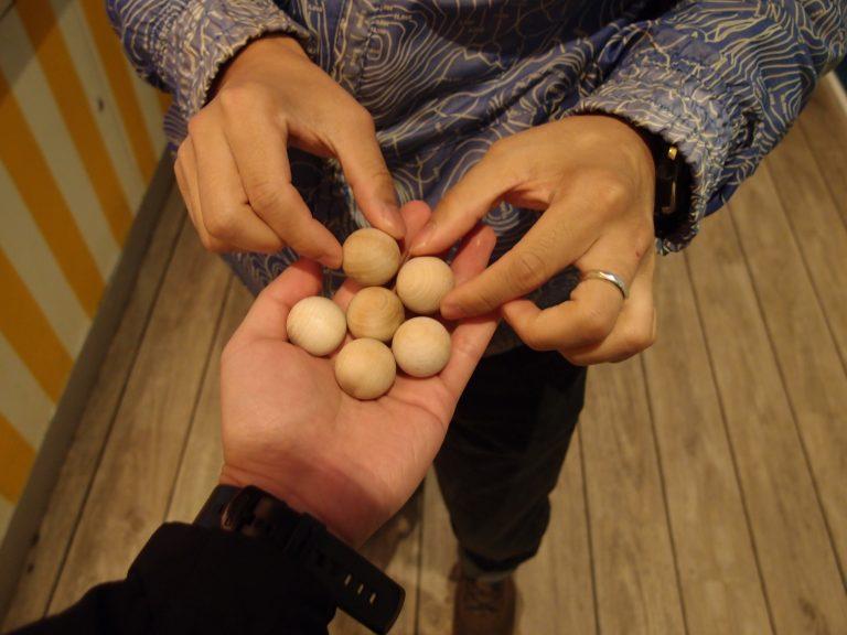 墨爾本景點-墨爾本自由行-melbournetour-在小遊戲中贏了木球,記得保留著