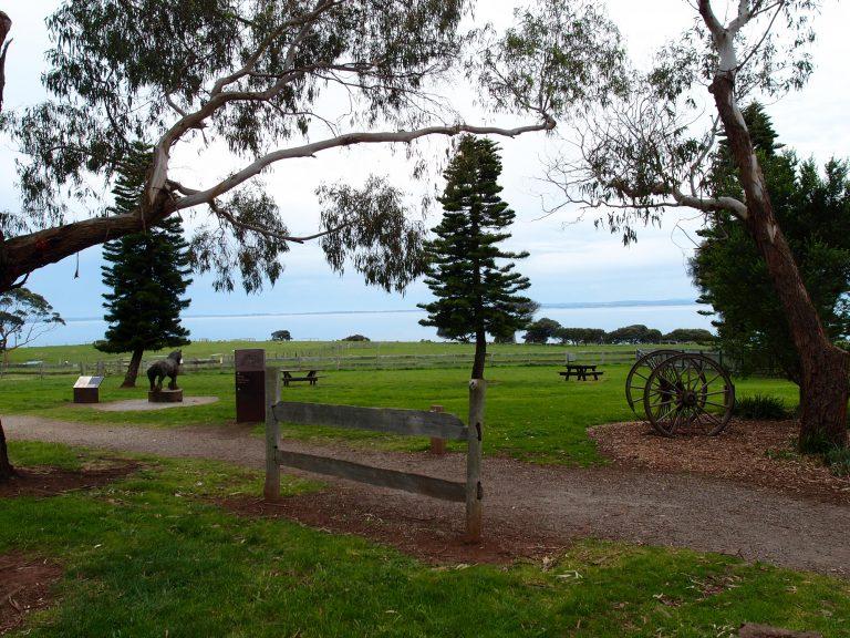 墨爾本景點-墨爾本自由行-melbournetour-農莊的風景非常優美