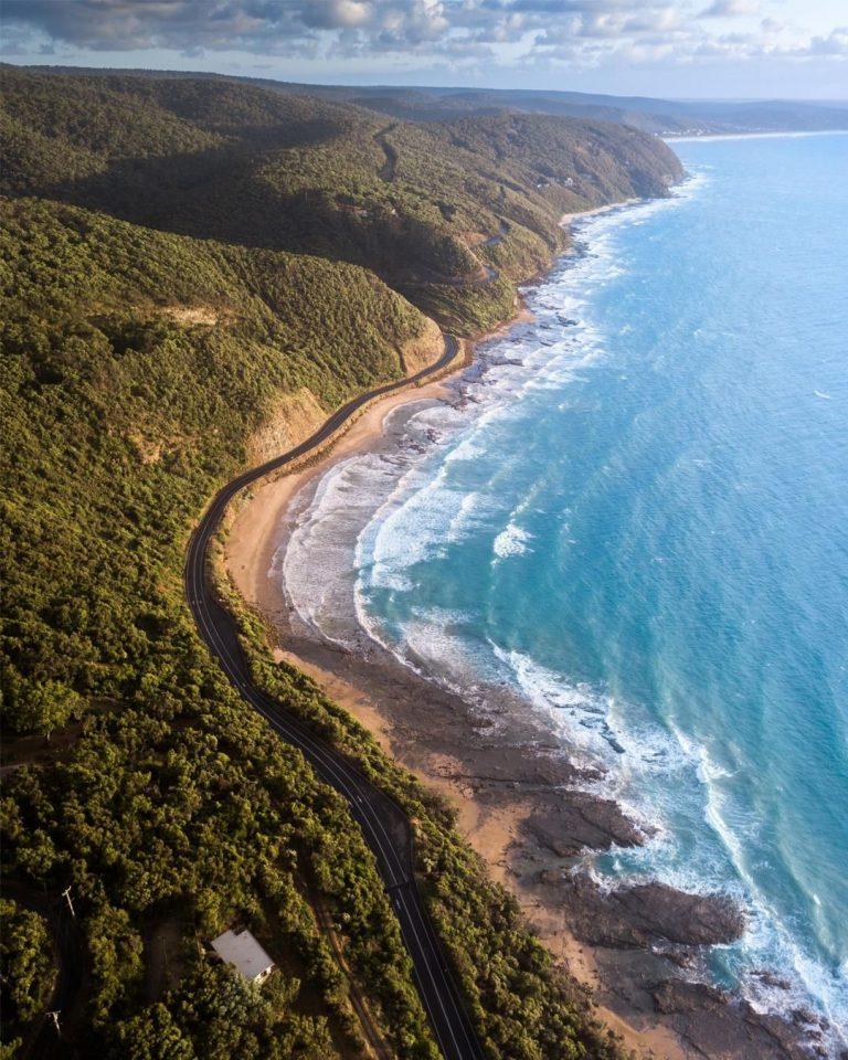 Melbournelocaltour-Melbourne天氣-澳洲旅遊推薦-澳洲墨爾本聞名於世的The Great Ocean Road 大洋路 (網上圖片)