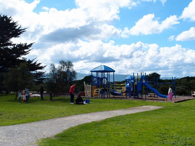 Melbournelocaltour-Melbourne天氣-澳洲旅遊推薦-澳洲的公園地方大,遊樂設施多,令人羨慕