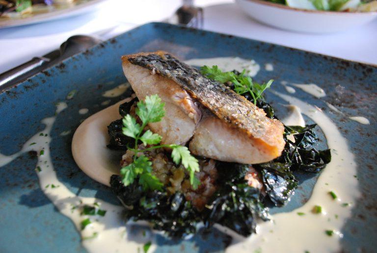 墨爾本自助-魚柳新鮮香滑,一點魚腥味也沒有