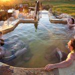 澳洲墨爾本自助快閃之旅!Peninsula Hot Springs山林中的溫泉樂園