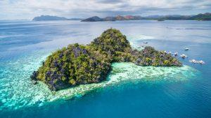 【科隆島路線 D 跳島一日遊】帕斯島、盧松砲艦沈船、 珊瑚花園、東沈船