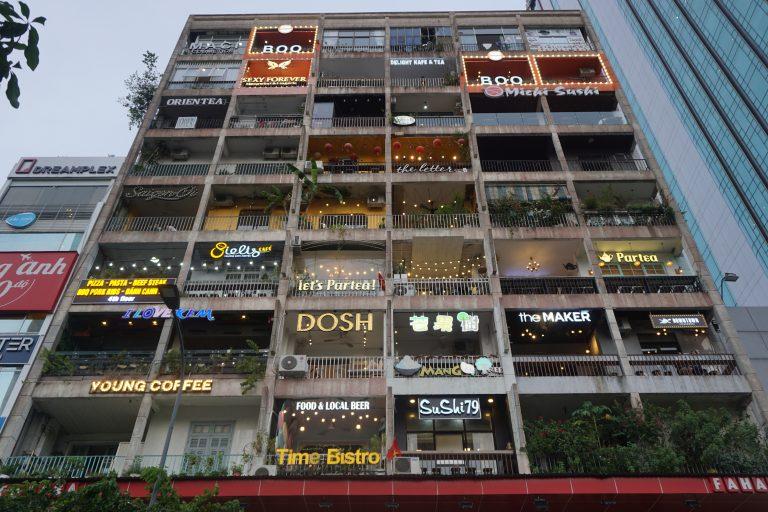 胡志明市咖啡公寓