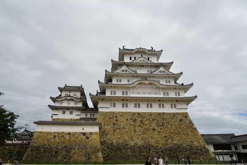 大阪出發:姬路城!探日本第一名城  愜意暢遊好古園